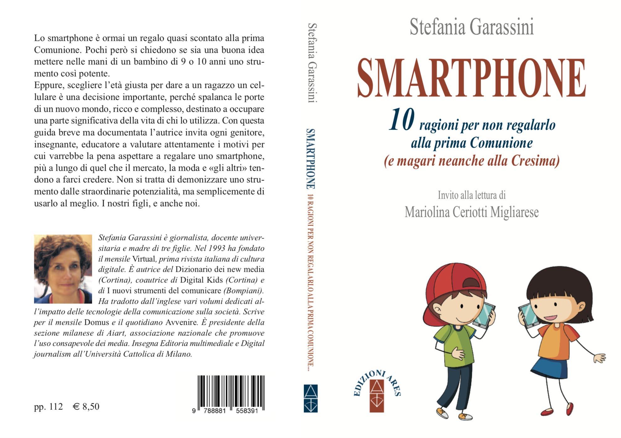 Smartphone: 10 ragioni per non regalarlo alla prima comunione