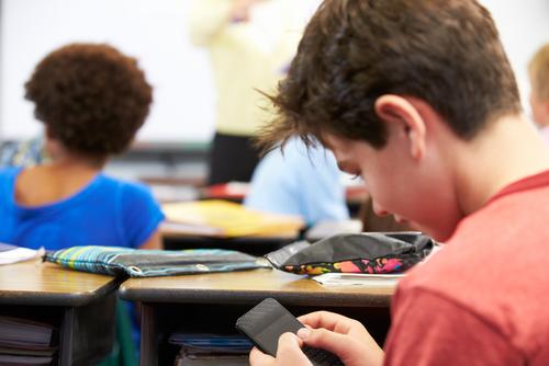 A proposito di cellulare in classe
