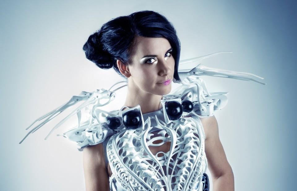Anouk Wipprecht:  I miei abiti robotici: tra moda e tecnologia