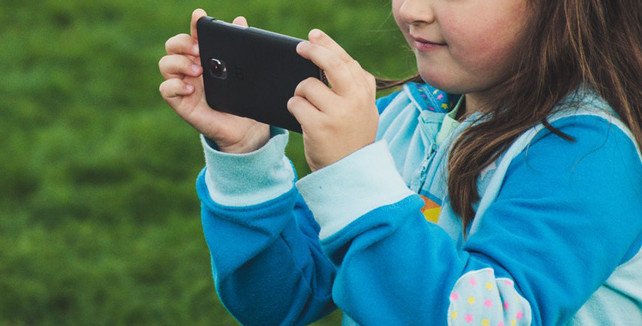 Qual è l'età giusta per lo smartphone?