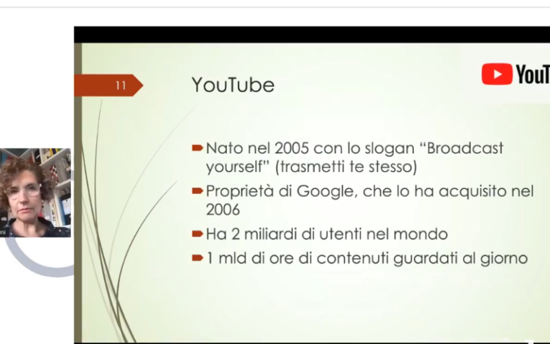 Video e Social Media  al corso Aiart