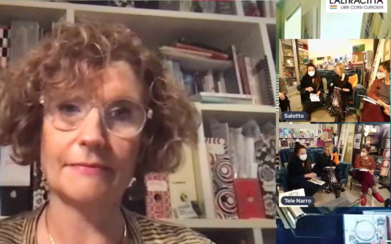 Internet e distrazione: un incontro a Roma con Lisa Iotti