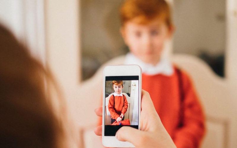 Le foto dei figli su Instagram? Meglio pensarci bene prima di pubblicarle
