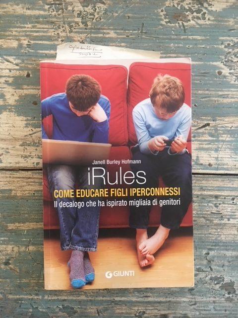 iRules: saggezza digitale in 18 punti. Validi ancora oggi